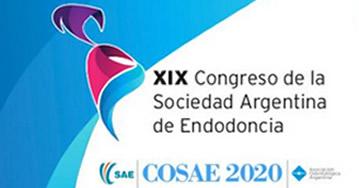 XIX Congreso de la Sociedad Argentina de Endodoncia (SAE)