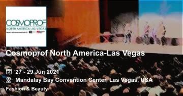 Cosmoprof North America-Las Vegas 2021