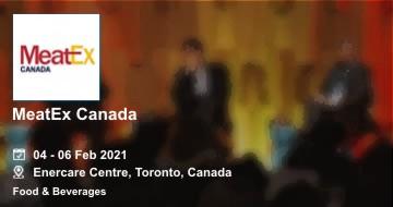 MeatEx Canada 2021