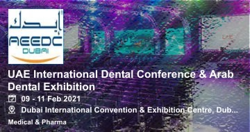UAE International Dental Conference & Arab Dental Exhibition 2021