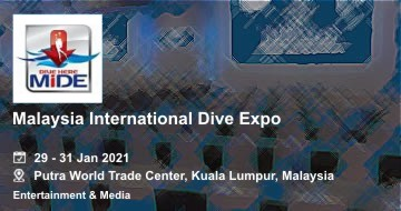 Malaysia International Dive Expo 2021