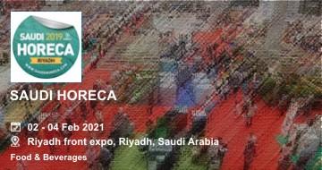 SAUDI HORECA 2021