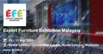 Export Furniture Exhibition Malaysia 2021