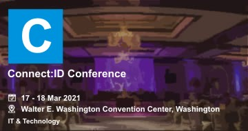 Connect:ID Conference 2021