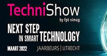 Techni-Show Utrecht 2020 - Netherlands