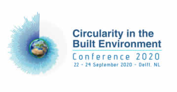 2nd International Conference on Circularity in the Built Environment 2020 - Rotterdam - Netherlands