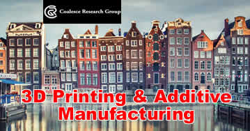 European Congress On 3D Printing & Additive Manufacturing - Amsterdam - Netherlands