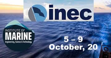International Naval Engineering Conference 2020 - Rotterdam - Netherland