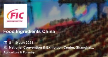 Food Ingredients China 2021