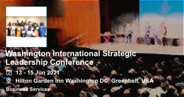 Washington International Strategic Leadership Conference 2021