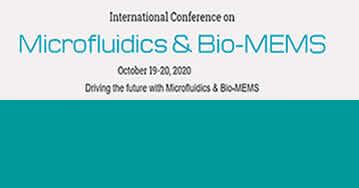 International Conference On Microfluidics & Bio-MEMS 2020 - Amsterdam - Netherlands