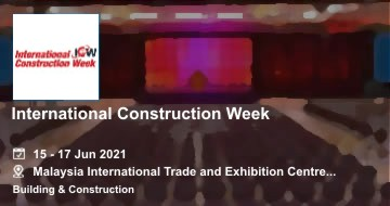International Construction Week 2021