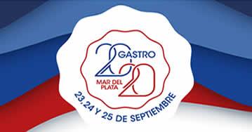 Congreso Argentino de Gastroenterología y Endoscopía Digestiva – GASTRO 2020