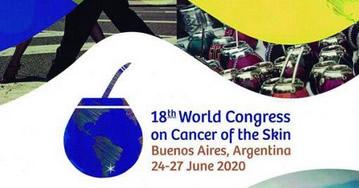 XVlll Congreso Mundial sobre Cáncer de Piel