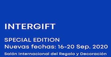 Salón Internacional del Regalo y Decoración 2020 - Madrid - España