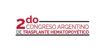 2do. Congreso Argentino de Trasplante Hematopoyético