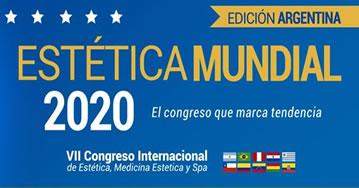 VII Congreso Internacional de Estética, Medicina Estética y Spa Estética Mundial