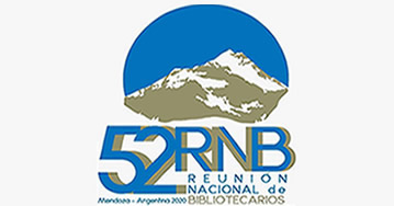 52ª Reunión Nacional de Bibliotecarios