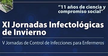 XI Jornadas Infectológicas de Invierno | V Jornadas de Control de Infección