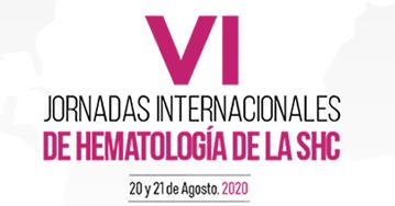 VI Jornadas Internacionales de Hematología de la SHC