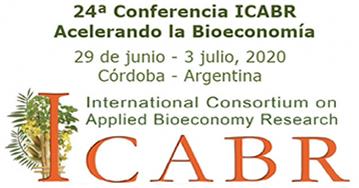 24° Conferencia ICABR Acelerando la Bioeconomía