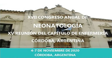 XVII Congreso Anual de Neonatología - SIBEN