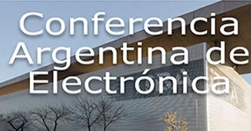 Conferencia Argentina de Electrónica