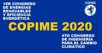 4° Congreso de Ingeniería para el Cambio Climático - COPIME