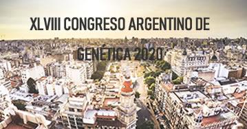 XLVIII Congreso Argentino de Genética