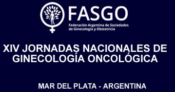 XIV Jornadas Nacionales de Ginecología Oncológica