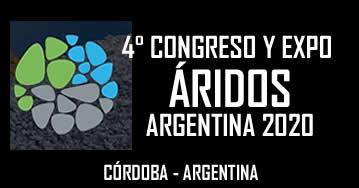 4° Congreso y Expo Áridos  Argentina 2020