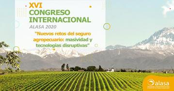 XVl Congreso Internacional de Seguro Agrícola