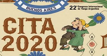 22° Congreso Internacional de Tango Argentino 2020