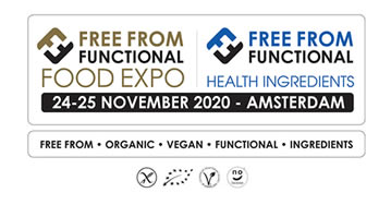 Free From Functional Food Expo 2020 - Amsterdam - Netherland