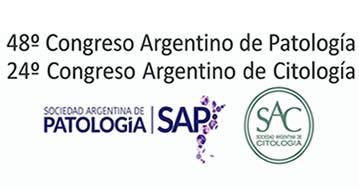 48° Congreso Argentino de Patología - 24° Congreso Argentino de Citología