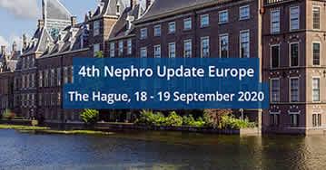 Nephro Update Europe 2020 - Rotterdan - Netherland