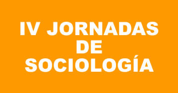 IV Jornadas de Sociología 2020